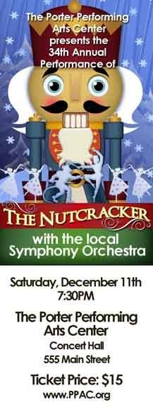 Contest Entry #                                        3                                      for                                         Graphic Design for TicketPrinting.com HOLIDAY NUTCRACKER POSTER & EVENT TICKET