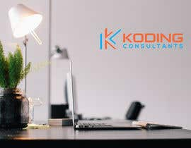 #313 for Koding Consultants Logo by Freeldesig