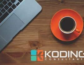 Nro 61 kilpailuun Koding Consultants Logo käyttäjältä youtheot