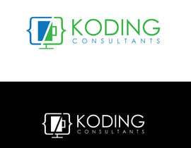 Nro 308 kilpailuun Koding Consultants Logo käyttäjältä DibakarFreelanc