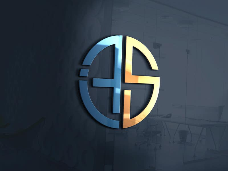Kilpailutyö #                                        96                                      kilpailussa                                         Simple 3-letter logo
