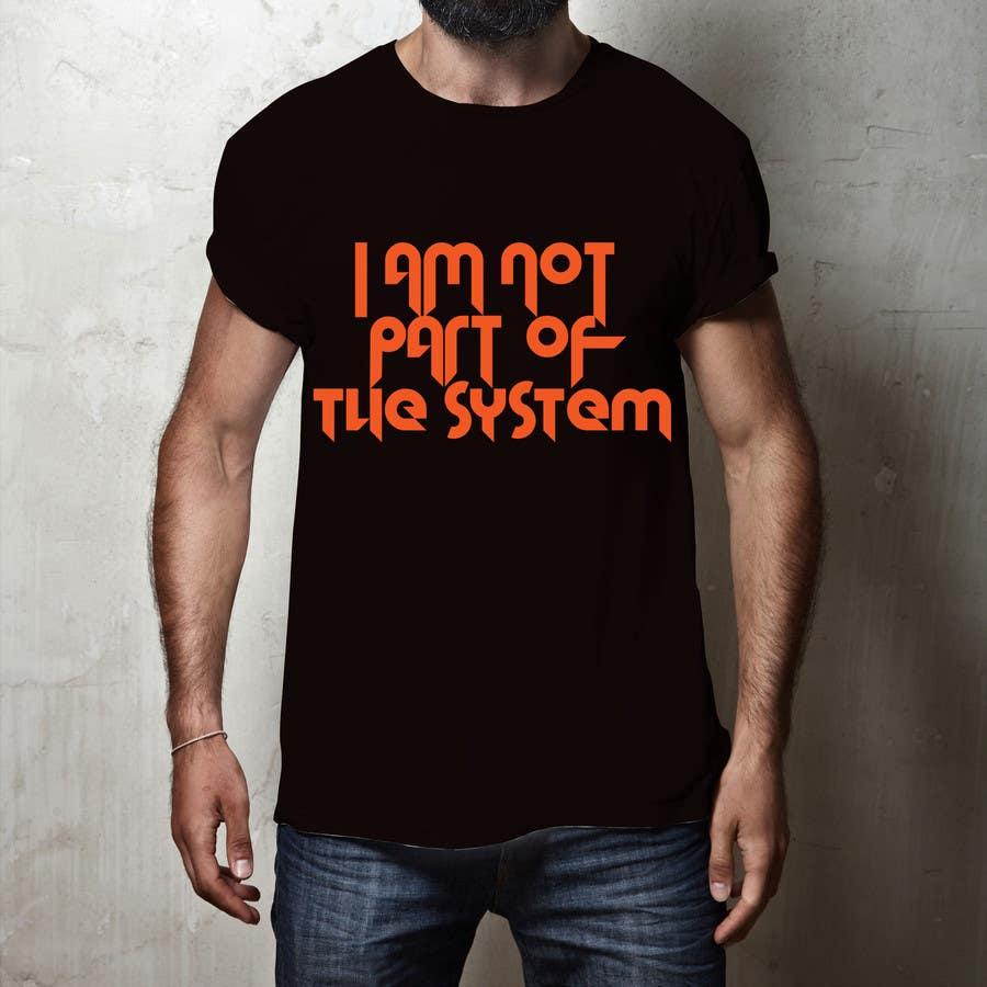 Proposition n°40 du concours Design a T-Shirt