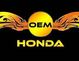 nº 8 pour OEM Honda par almarbaldesco