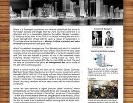 Nro 27 kilpailuun Design a flyer, only one page käyttäjältä dinesh0805