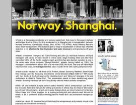 Nro 8 kilpailuun Design a flyer, only one page käyttäjältä papri802030