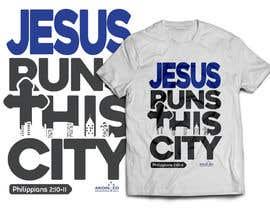 nº 34 pour Jesus Runs This City! par CLKB