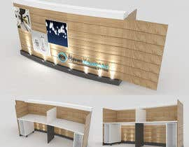 #8 for Design a new retail desk by davisdisenojods