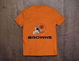 nº 27 pour Cleveland Sports T-Shirt Illustration par marafat7868