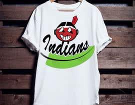 nº 22 pour Cleveland Sports T-Shirt Illustration par muziburrn