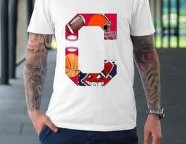 nº 25 pour Cleveland Sports T-Shirt Illustration par mhrous