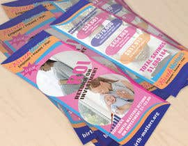 #29 for Design a Brochure - BirthMatters ROI Bookmark by nazninshaon
