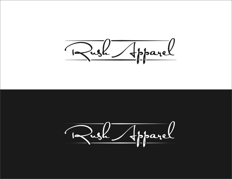 Proposition n°16 du concours Brand Logo for Rush Apparel