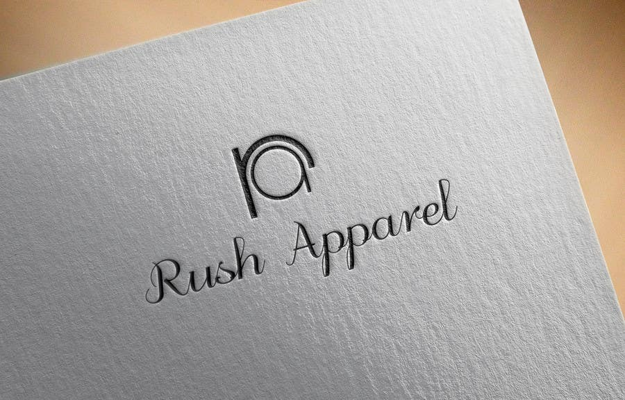 Proposition n°91 du concours Brand Logo for Rush Apparel