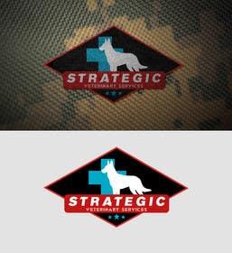 #142 for Design a Logo for Military K9 Vet by logoart5