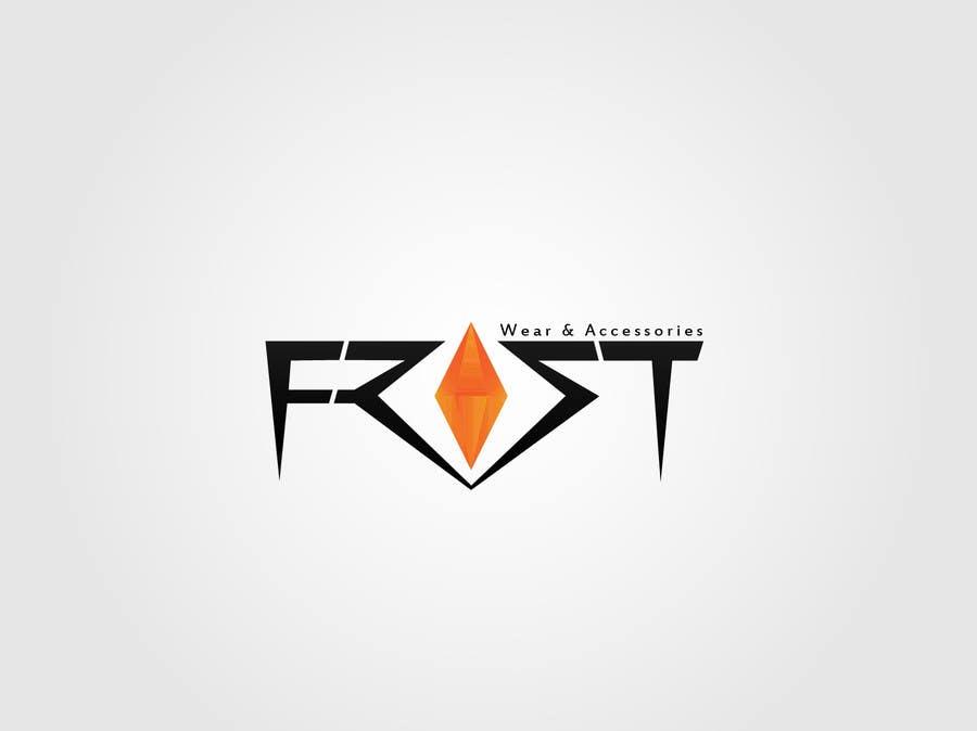 Inscrição nº 230 do Concurso para Logo Design for Frost