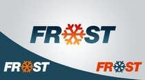 Graphic Design Конкурсная работа №15 для Logo Design for Frost