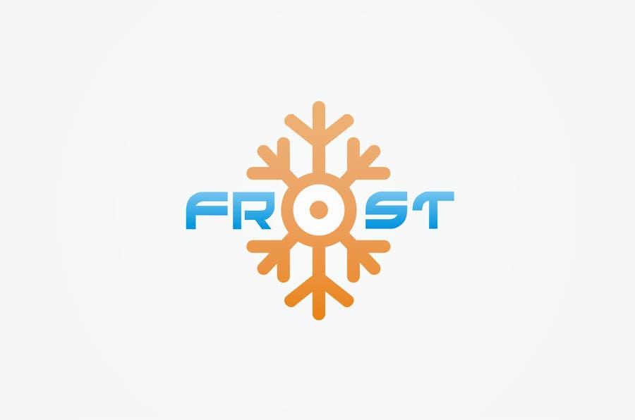 Inscrição nº 146 do Concurso para Logo Design for Frost
