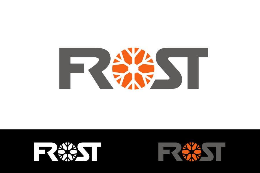 Inscrição nº 130 do Concurso para Logo Design for Frost