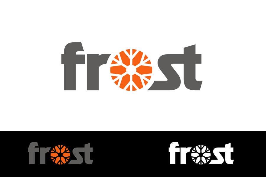 Inscrição nº 131 do Concurso para Logo Design for Frost