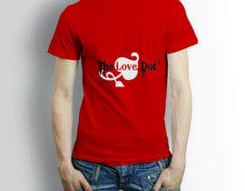 nº 87 pour Design a T-Shirt, the love dot v1 par asimakash5