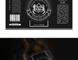 #52 for Beer Label - Front and Back by ratstudio