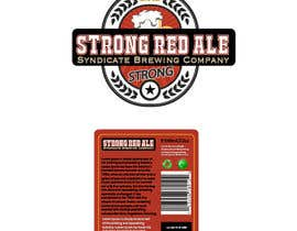 #11 for Beer Label - Front and Back by gilescu