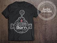 Proposition n° 14 du concours Illustration pour Design a FUNNY TECH T-Shirt
