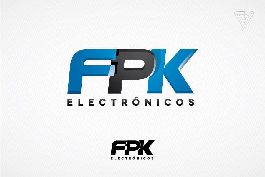 Inscrição nº 117 do Concurso para Logo Design for FPK Electrónicos
