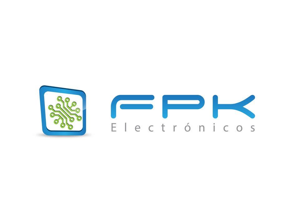 Inscrição nº 83 do Concurso para Logo Design for FPK Electrónicos