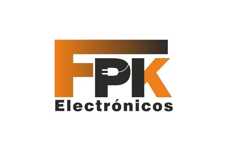 Inscrição nº 261 do Concurso para Logo Design for FPK Electrónicos