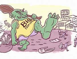 nº 23 pour Troll Political Cartoon par bernardostaviski