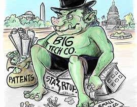 nº 37 pour Troll Political Cartoon par bernardostaviski