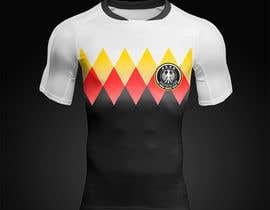 #4 for German Jersey Shirt - Soccer Theme by tiagorsantanas