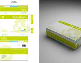 #3 for Packaging Design for Nitrile Gloves by creativeOleg