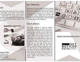 Nro 3 kilpailuun Design a Brochure käyttäjältä Muyed