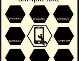 Nro 3 kilpailuun Graphic profile with current logo (posters, price tag etc) käyttäjältä nikkihipolito