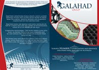 Graphic Design Contest Entry #6 for Brochure Design for Galahad Group Pty Ltd