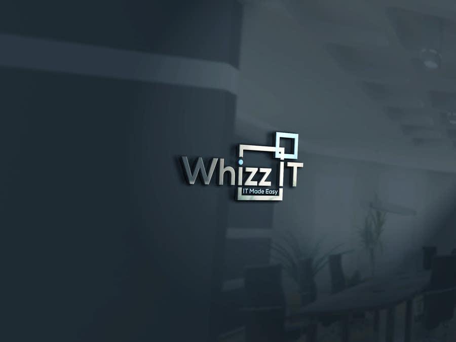 Proposition n°367 du concours Design a Logo for Whizz IT