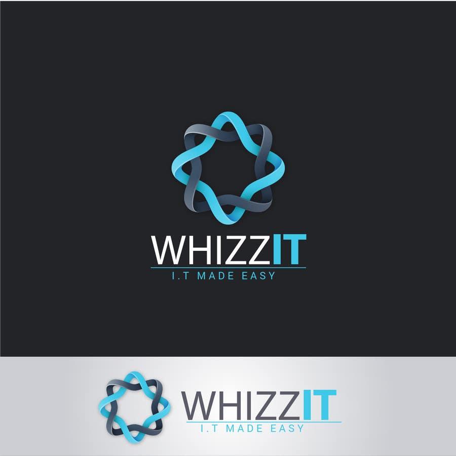 Proposition n°496 du concours Design a Logo for Whizz IT