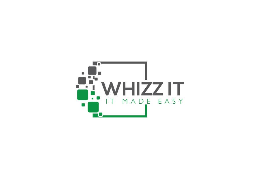 Proposition n°290 du concours Design a Logo for Whizz IT