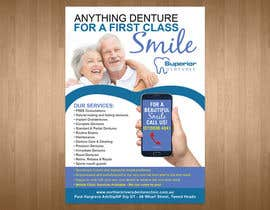 #24 for Design an Denture Clinic Advertisement by teAmGrafic