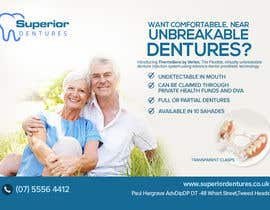 #11 for Design an Denture Clinic Advertisement by phonixiaa