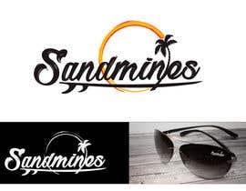 nº 76 pour Design a Logo - Sandmines Sunglasses par boaleksic