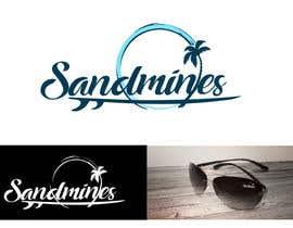 nº 109 pour Design a Logo - Sandmines Sunglasses par boaleksic