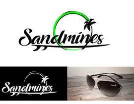 nº 132 pour Design a Logo - Sandmines Sunglasses par boaleksic