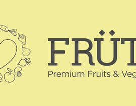 #29 for Logo design for a modern Fruits and Veggies shop by eden404