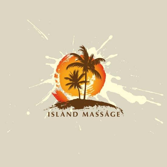 Penyertaan Peraduan #                                        4                                      untuk                                         Logo Design for Island Massage