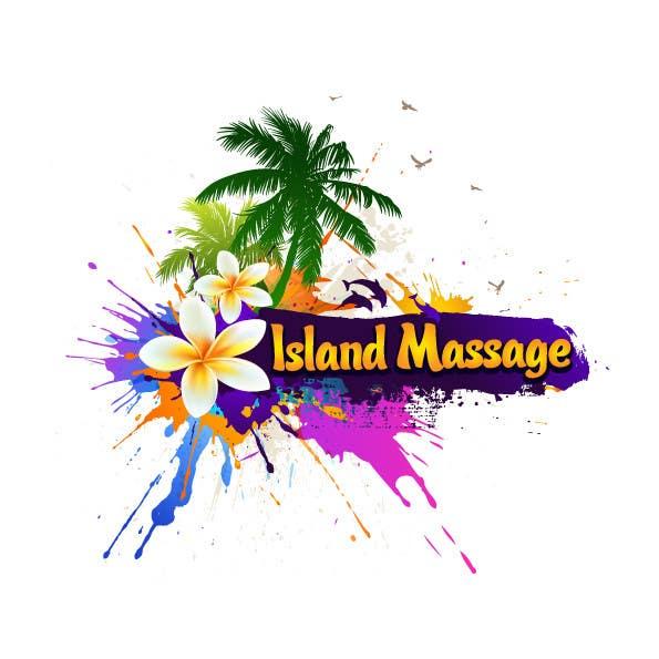 Penyertaan Peraduan #                                        5                                      untuk                                         Logo Design for Island Massage