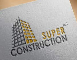 nº 17 pour Design a Logo for Super Construction par kreativewebtech