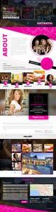 Icône de la proposition n°8 du concours Parallax web design for women brunch & pampering experience.